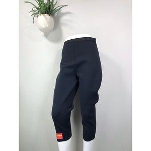 Zaggora L Capri Flares Neoprene Hot Pants